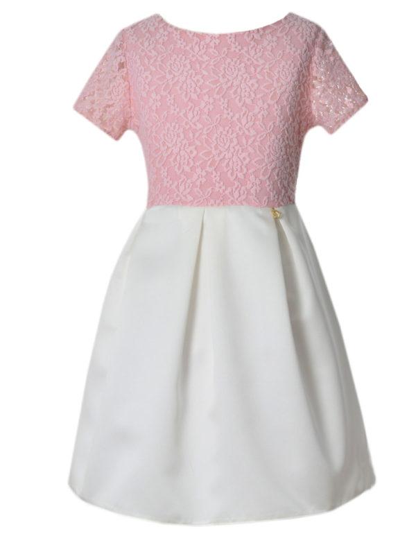 6de587b60eed15 Sukienki wizytowe dla dziewczynek